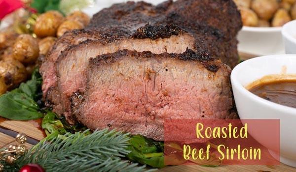 Roasted Beef Sirloin
